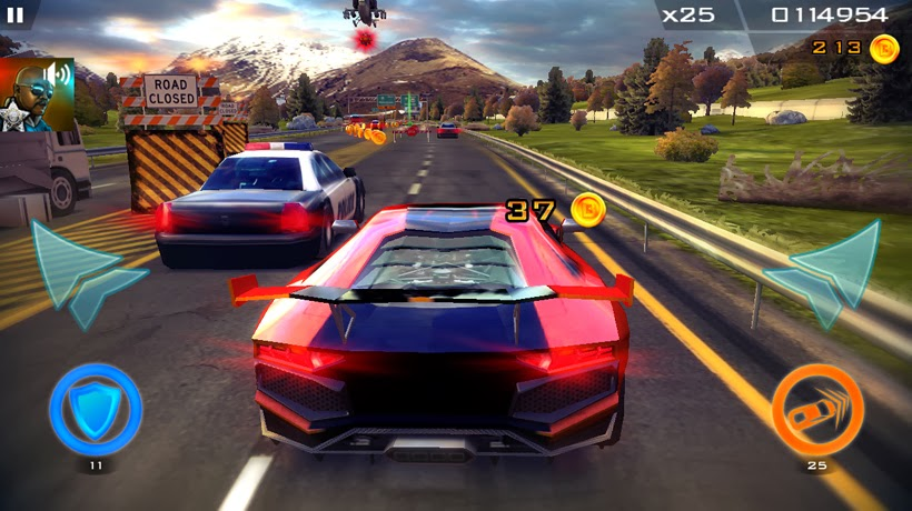 redline rush game download for android