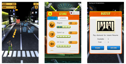 WP8/WP8 1] Midnight Runner v1 0 0 1 XAP CRACKED GAME   RSS XAP DOWNLOAD